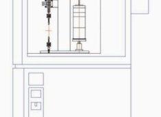3連式ワイヤー通電サイクル試験装置