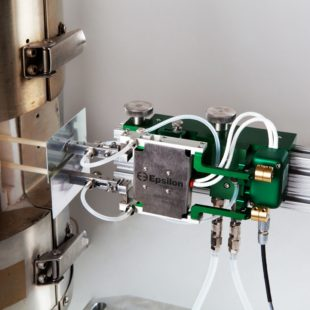 Model 3549 高温炉用伸び計