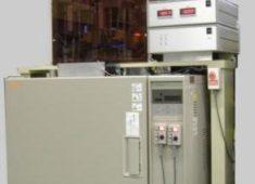 2本掛恒温電気-機械引張-クリープ試験機