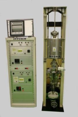 高温-高真空デッドウエイト式クリープ試験機