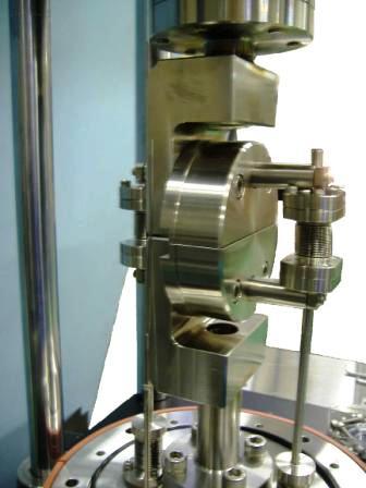 NOLリングクリープラプチャー試験機