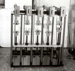小型クリープラプチャー試験機
