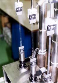 フィルム膨張係数測定試験機