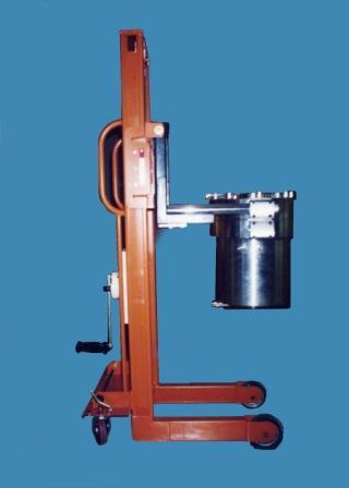 泥水効果高圧負荷装置(深部地熱模擬装置)