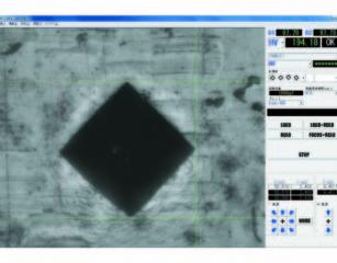高温マイクロビッカース硬度計 HTM-1200Ⅱ2