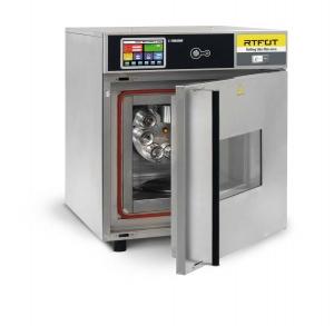 回転式薄膜加熱試験機