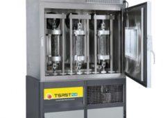 アスファルト混合物温度応力試験機
