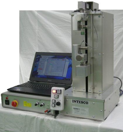 極細ワイヤ引張試験機