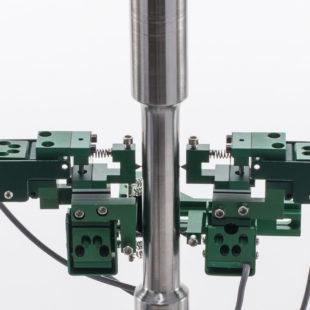 Model 3550 軸/ねじり同時測定伸び計