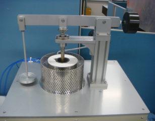 ピンオンディスク試験機1
